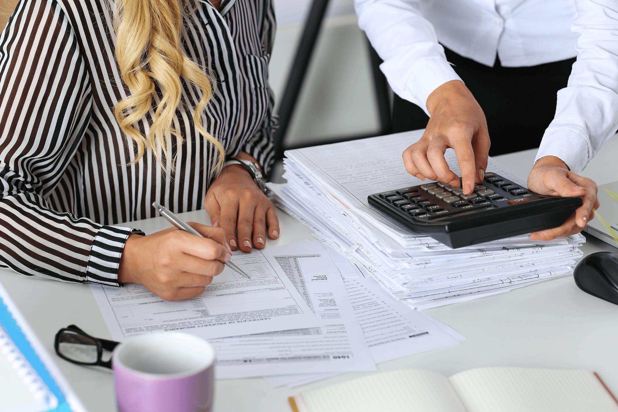 услуги по налоговому учету